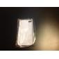 Custodia in policarbonato trasparente per iPhone 4/4S