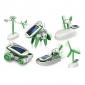 6-1 في الطاقة الشمسية الروبوت (الخضراء)