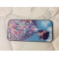 Colorful Balloons Pattern PC Hard Case with Black Frame for iPhone 5/5S