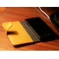 Luxury Book Style PU Leather Case Wallet with Card Holders for Galaxy S2 I9100