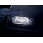 T10 8W 450-500lm luonnon valkoinen valo johtanut lamppu auton instrumentti / käsittely / sivuvalaisin (12v)