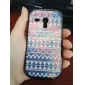 Woven Design Pattern Hard Case for Samsung Galaxy I8190