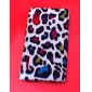 Leopard Print Pattern Soft Case for LG Optimus L5 E612