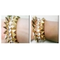 1 Set Of 3 Rivet Bracelet Set