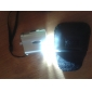 60x 3-LED mini tasku mikroskooppi pussi