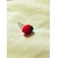 Frutta 3,5 mm Polymer Clay anti-polvere per cuffie per iPhone e iPad