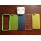 아이폰 5/5S를위한 심플한 디자인 TPU 범퍼 (분류 된 색깔)