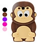 Protective Monkey Pattern Soft TPU Case for Samsung Galaxy S3 I9300 (Assorted Colors)