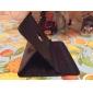 Krokodile Skind Læder Etui i PU Læder med Stander til iPad 2/3/4 (Assorteret Farver)