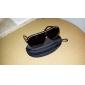 OREKA Gray Lens Svart / hvit / orange ramme solbriller (Assorterte farger)