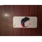 Snow White Pattern Hard Case for iPhone 5/5S