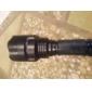Lampe de Poche LED UltraFire Cree XR-E à 5 Modes (1000LM, 1 x 18650, Noire)