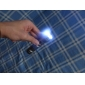 CSI 3-Mode 15-LED Flashlight With UV and Laser (10440, AAA)
