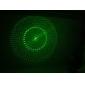 עט לייזר ירוק עם 5 דוגמאות שונות, אפקטים מיוחדים 5mW 532nm   (2xAAA)