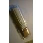 Unisex Genuine Leather Watch Strap 22MM(White)