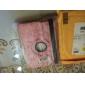 ruotabile fiore modello PU Custodia in pelle w / stand per ipad mini 3, Mini iPad 2, ipad mini