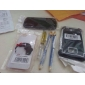 Detachable Protective Hard Case for Samsung Galaxy S2 I9100 (Assorted Colors)