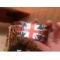 """Da Kode ™ Skin for iPhone 4/4S: """"Storbritannia, Storbritannia, Storbritannia"""" (Flags Series)"""