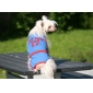 New York 17 Jersey Style Sports Outfit for Dogs (XS-XL, Assorted Colors)
