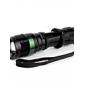W109 3-Mode Cree XR-E Q5 Zoom LED Flashlight (1600LM, 3xAAA)