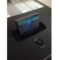 I-Wave Bluetooth Music Receiver for iPad, iPhone ja More (musta)
