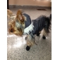 PethingTM Casual Quilted Hooded Waist Coat for Dogs (XS-XL)