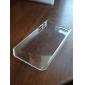 gjennomsiktig utforming vanskelig sak for iPhone 5/5s
