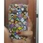 Carcasa Posterior Ultra Colorida de Comics para el Samsung Galaxy S3 I9300- Colores Surtidos