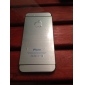 Gold Hardcover Front and Back Screen Protector with Cleaning Cloth for iPhone 5/5S