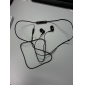 Headphone In Ear Canal  Powerful Bass Earphone w/ Mic for iPhone 6 iPhone 6 Plus