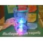 kleur knipperende kleine beker met LED-flitser licht (1 stuks)