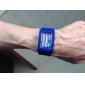 Männer-und Frauen-Multifunktions-Silikon digitale LED Armbanduhr mit Uhrgehäuse (farbig sortiert)