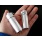 médias empresas vidro de remédio de metal e recipiente
