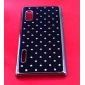 Starry Sky Pattern Hard Case with Rhinestone for LG L5