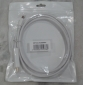 1.8M 6FT Thunderbolt Male to HDMI V1.4 Male Cable White for MacBook Air/MacBook Pro/iMac/Mac mini