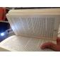 2.99$ USD - โคมไฟ LED สีขาวสำหรับอ่านหนังสือในรูปทรงคล้ายหุ่นยนต์