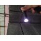 Police 1-Mode LED Flashlight with Box (50LM, 1xAA, Black)