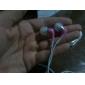 l'arrivée de nouveaux écouteurs intra-auriculaires écouteurs pour iPhone 6/6 plus (rose)