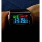 vigilanza degli uomini di sport multifunzione lcd calendario digitale