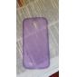läpinäkyvä ultrathin pehmeä kotelo Samsung Galaxy S4 i9500 (eri värejä)