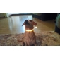 Adjustable Stylish Night Safety LED Flash Collar for Dogs (Assorted Color,Length: 70cm/27inch)