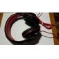 Auriculares Stereo Kanen IP-780 con Micrófono y Sistema de Superbajos (3.5mm)