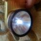 E10 1W 1-LED 70LM 6000-6500K Cool White Light LED Bulb (12V,2pcs)
