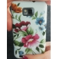 Flower Style Soft Case for Samsung Galaxy S2 I9100