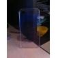 Ultra Tynd Gennemsigtigt Plastik Cover Til iPhone 4 og 4S