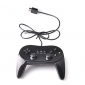 Grip Style Classic Controller for Wii/Wii U (Black)