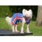 nueva york 17 jersey traje de deportes de estilo para los perros (XS-XL, colores surtidos)