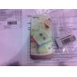 Cute Marshmallow Pattern PC Hard Case for iPhone 5/5S