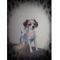 dankbar großen Prinzessin-Abendkleid Bowknot Stil für Hunde (XS-L)