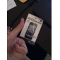 Glare-free Matte Screen Protector with Cleaning Cloth for iPhone 4